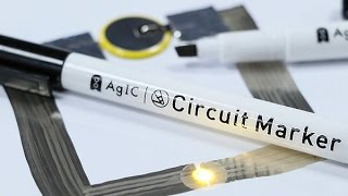 The pen that draws electricity