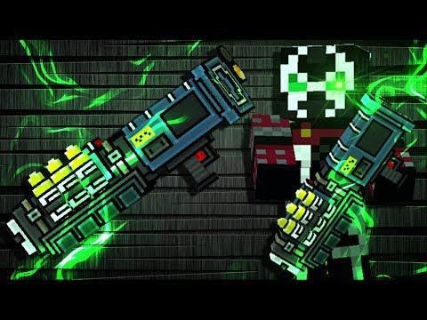 Pixel Gun 3D - Stinger 3000 [Gameplay]