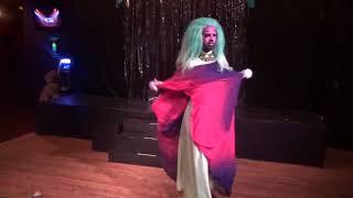 Drag Menagerie: Drag Gone WILD - Patti Rabbit: Pink White Rabbit Dance Mix @ The Call