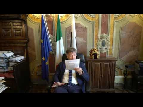 Luigi De Mossi sull'emergenza Coronavirus e informazioni varie