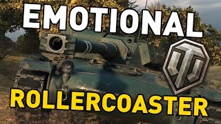 World of Tanks || Emotional Rollercoaster