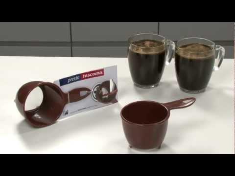 Video TESCOMA sítko na kávovou sedlinu PRESTO ø 8 cm 2
