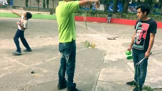 Talleres de diabolo para principiantes en Tienda Malabares