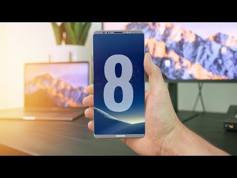 Galaxy Note 8 - 5 Features I'm Excited For!