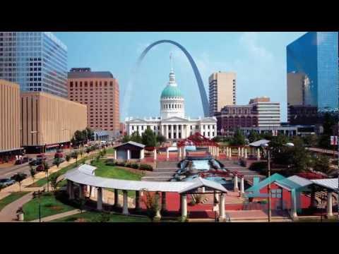 Сент-Луис - ворота на запад Америки