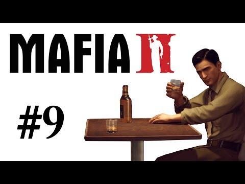 Mafia 2 - Drsňák a účetní   CZ Letsplay   Part 9   Mafiapau
