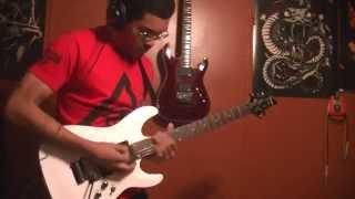 Falling In Reverse  Chemical Prisoner Guitar Cover