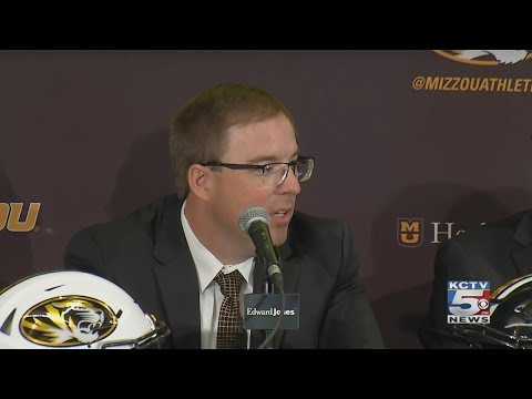 RAW VIDEO: New coach Eliah Drinkwitz, MU officials answer questions about Tiger football program –