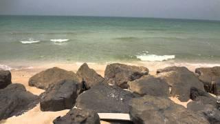 preview picture of video 'Beach in Umm Al Quwain United Arab Emirates'