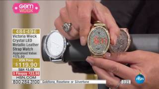 HSN   Victoria Wieck Gemstone Jewelry 10.20.2016 - 06 PM