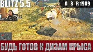 WoT Blitz - Большая проблема легких танков и медаль имени Тормоза - World of Tanks Blitz (WoTB)