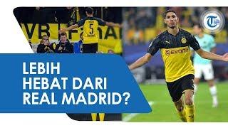 Dibuang Real Madrid, Achraf Hakimi Tampil Impresif Lampui Torehan Gol Skuad Real Madrid