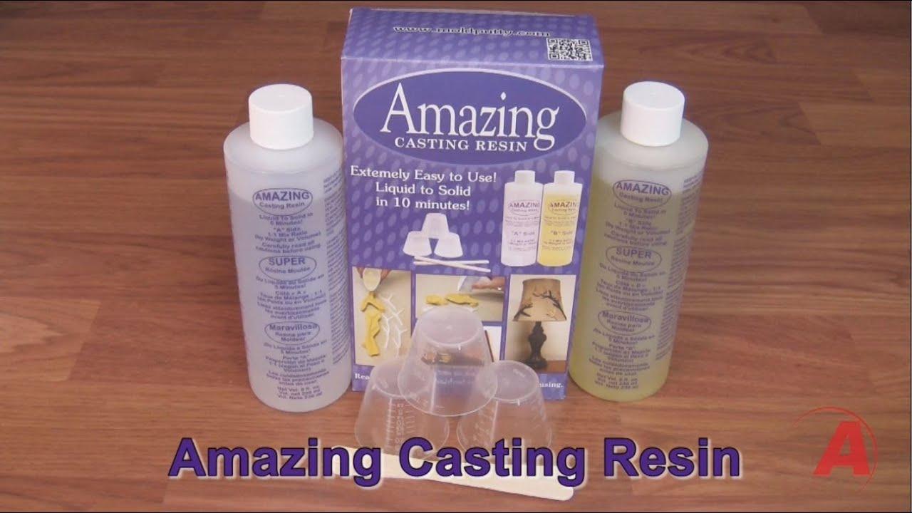 Amazing Casting Resin