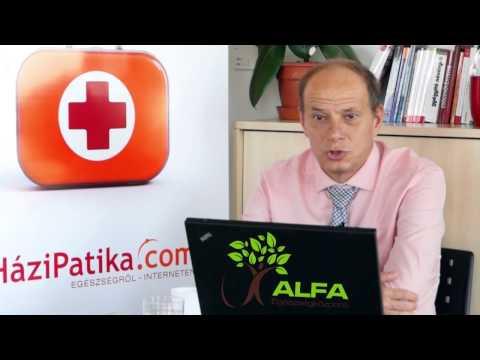 Prosztata adenoma kezelése