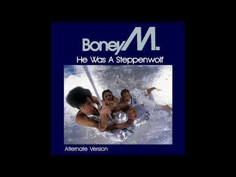 Boney M. - He Was A Steppenwolf (Alternate Version) 1978