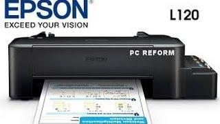 Установка драйверов на принтер Epson