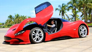 5 Amazing Handmade Cars