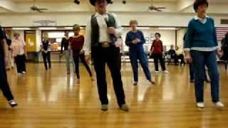 Boot Scootin Boogie Line Dance Walkthrough