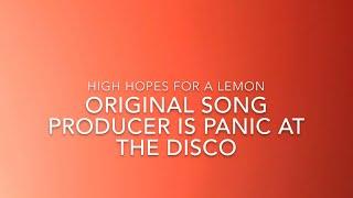 High Hopes For A Lemon 🍋 Remix! Meme Kid...