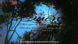 [♪Ryri Lyrics For You] Quên - Khói - 1Pieces