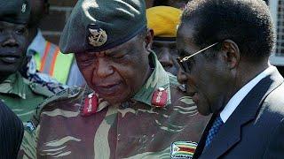 Zimbabwe tensions rise as army tanks edge towards capital