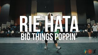 BIG THINGS POPPIN'   TI | RIE HATA CHOREOGRAPHY