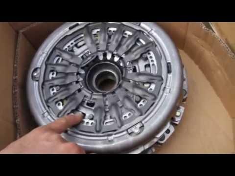 Фото к видео: двухдисковое сцепление рено меган 3 автомат DSG