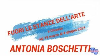 'Fuori le stanze dell'Arte - Antonia Boschetti' episoode image