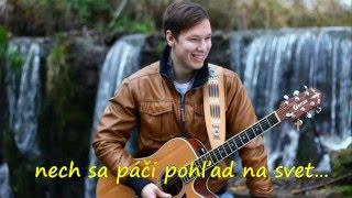 Video Andrej Rybecký - Idiot (Lyric video)