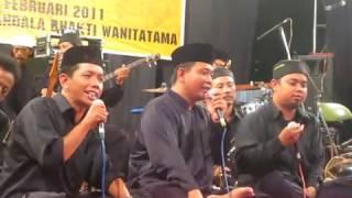 Cak Nun Dan Kyai Kanjeng, Lagu Lawas  Jawa ( Dolanan)