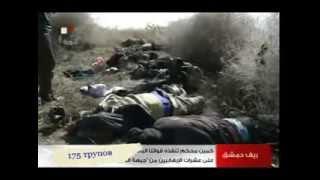 СИРИЯ уничтожено 175 саляфит-головорезов