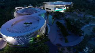 Architectural Thesis: ILAWOD: A Multi-Purpose Aquatic Centre And Oceanarium In Tacloban City