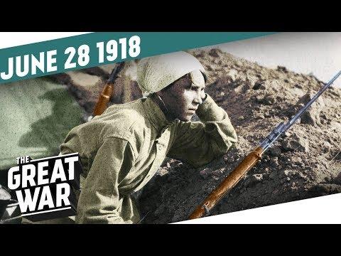 Závod k ropným polím v Baku - Velká válka