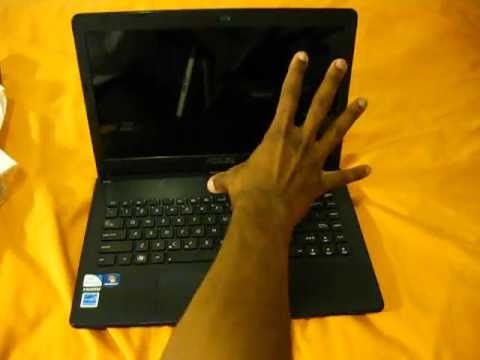 "Unboxing the Asus X401A 14"" PC Laptop by necopost"