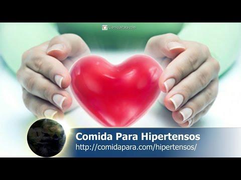 Retina hipertensión
