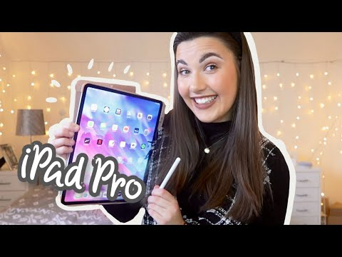 How I use my iPad Pro as a Teacher   Favourite Apps & Features