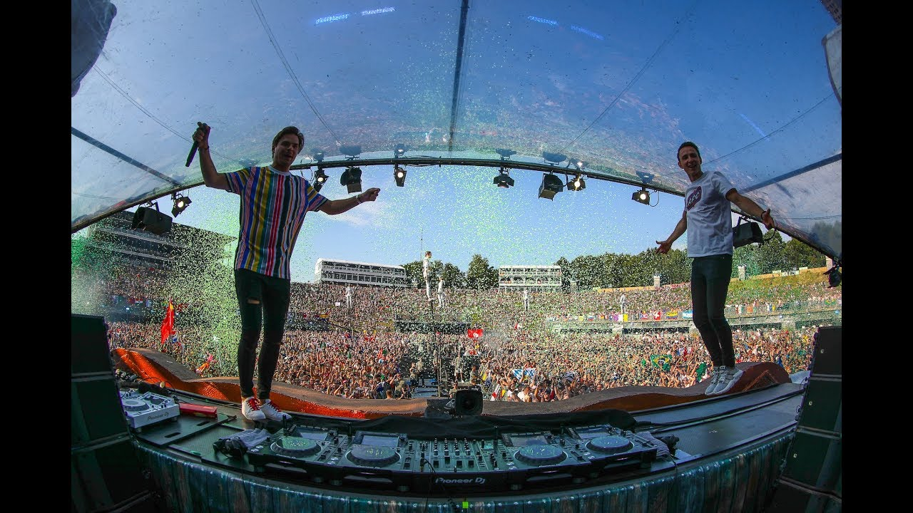 Lucas & Steve - Live @ Tomorrowland Belgium 2018 Main Stage