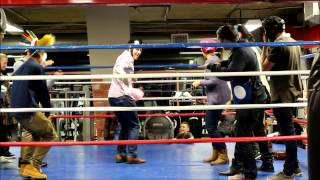 Harlem Shake LA Boxing, Hoboken, NJ edit