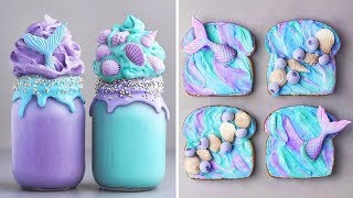 How To Make Mermaid Cakes For Kids |  Amazing Cake Ideas Compilation 2019