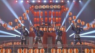 KEYTALK-「MATSURIBAYASHI」MUSICVIDEOメイキング映像