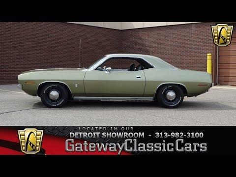 Video of '70 Barracuda - LSOS