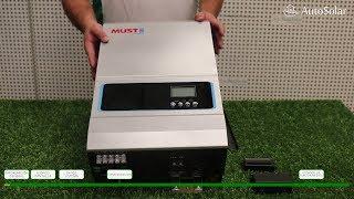 Inversor SolaX X1 Mini 1100VA - Самые лучшие видео