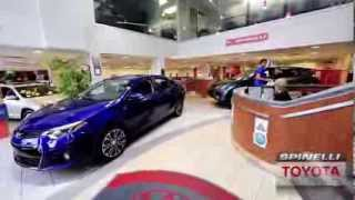preview picture of video 'Spinelli Toyota Lachine - Toyota Dealership in Montreal'