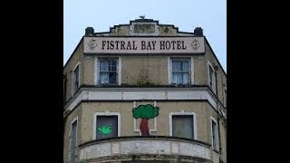 Exploring an Abandoned Hotel in Newquay (Fistral Bay Hotel)