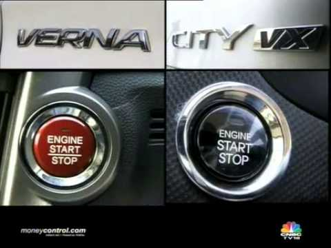 Overdrive: Honda City Vs Hyundai Verna -  Hyundai Videos