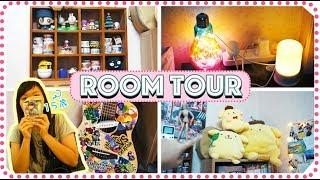 【公屋Room Tour HK 】🏠我改造的小清新房間❤ 丨我的小秘密。追星歷史、收納空間、藝術照大公開、其實我是宅宅?!