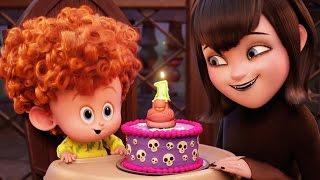Hotel Transylvania 2 - Official Trailer #2 (2015) Adam Sandler, Selena Gomez Movie HD