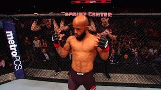 UFC 216: Demetrious Johnson vs Ray Borg - One Title Defense From Immortality