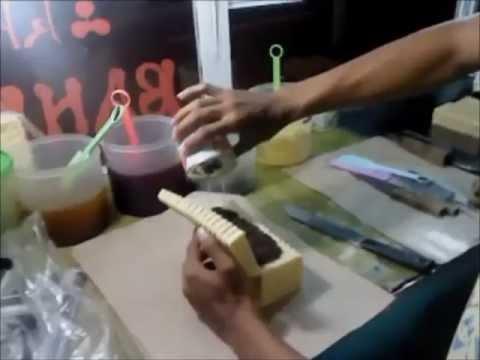 Video Membuat Roti Bakar Spesial cokelat keju