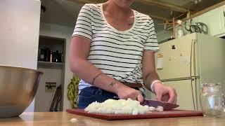 Caramelized Onion Loaf